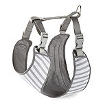 Paw And Tail Stripe Dog Harness