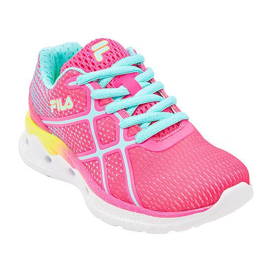 Fila Finition Girls Running Shoes