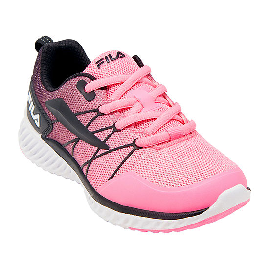 Fila Geo-Trainer Girls Running Shoes