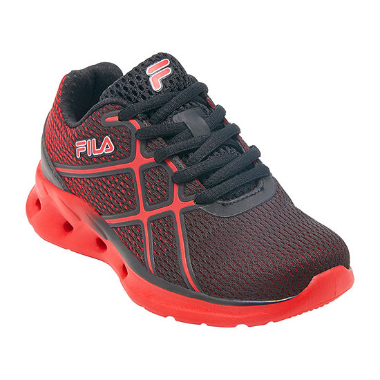 Fila Finition Little Kids Boys Running Shoes