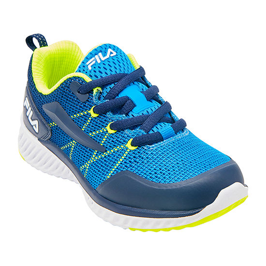 Fila Geo-Trainer Boys Running Shoes