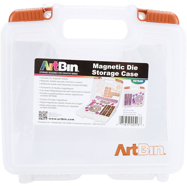 ArtBin® Magnetic Die Storage