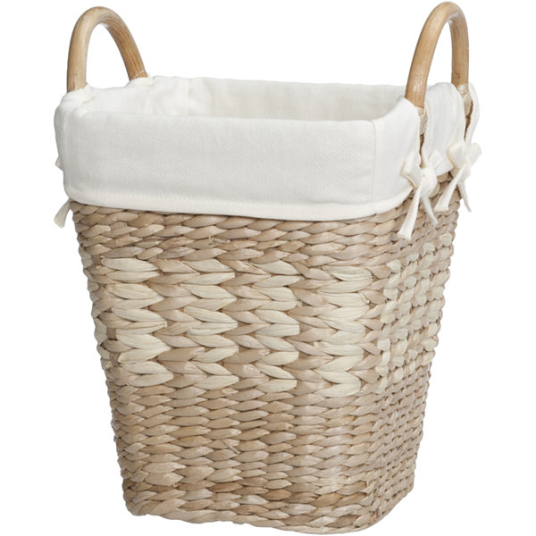 Creative Bath™ Arcadia Collection Lined Wastebasket
