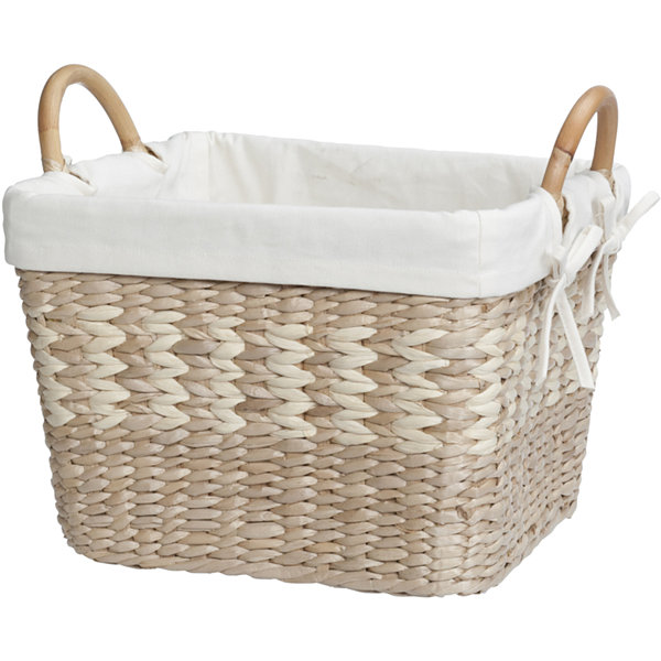 Creative Bath™ Arcadia Collection Storage Basket with Liner