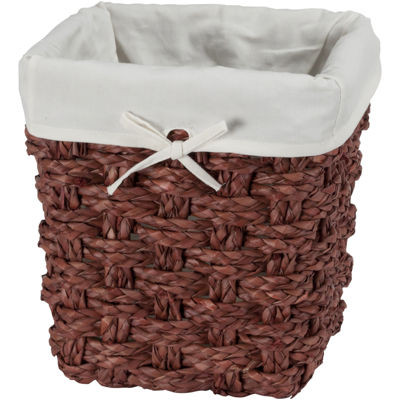 Creative Bath™ Chunky Weave Wastebasket
