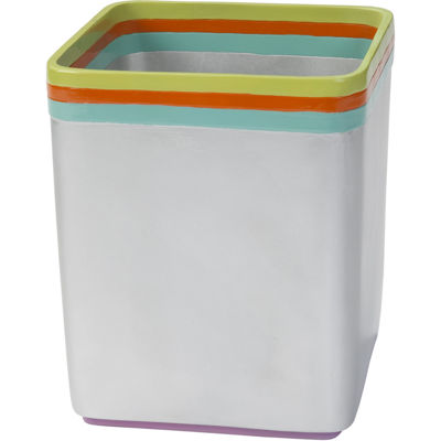 Creative Bath™ All That Jazz Wastebasket