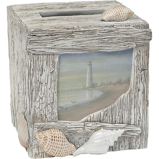 Creative Bath™ At The Beach Tissue Holder