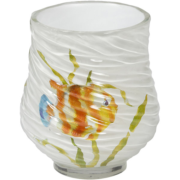Creative Bath™ Rainbow Fish Tumbler
