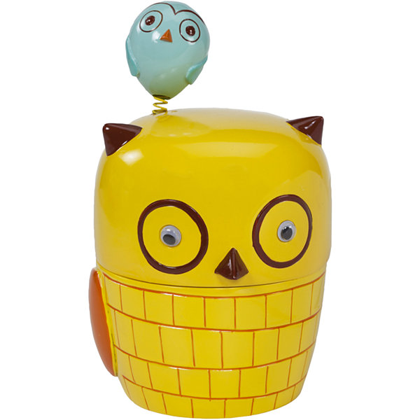 Creative Bath™ Give A Hoot Jar
