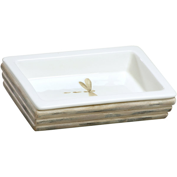 Creative Bath™ Dragonfly Soap Dish