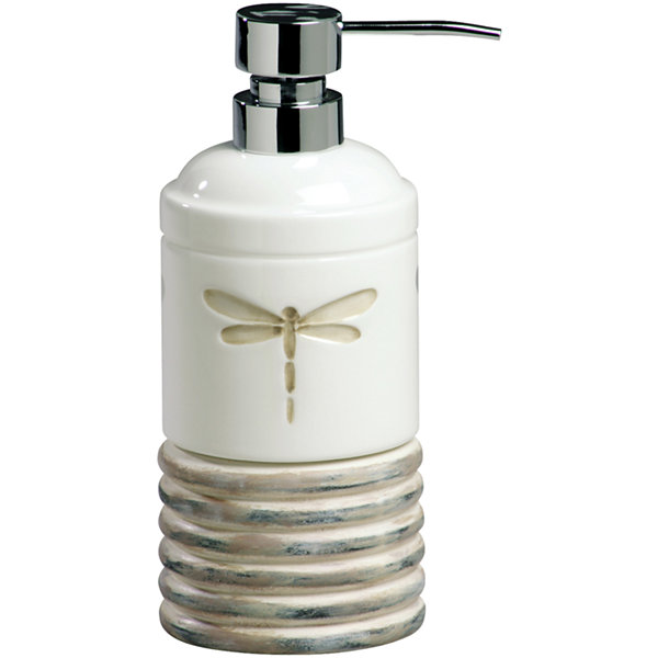 Creative Bath™ Dragonfly Soap/Lotion Dispenser