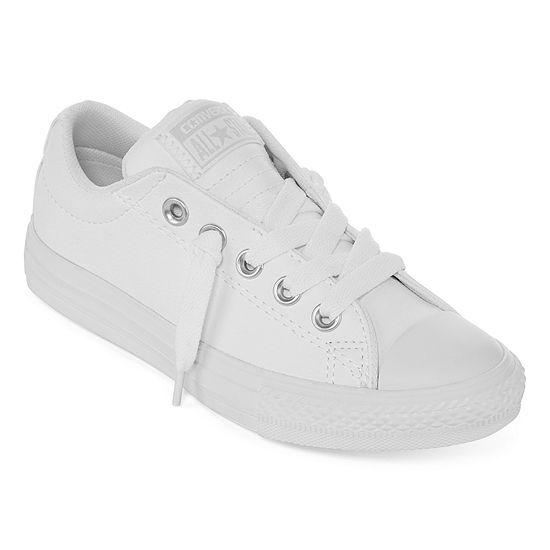 Converse® Chuck Taylor All Star Boys Street Sneakers - Little Kids