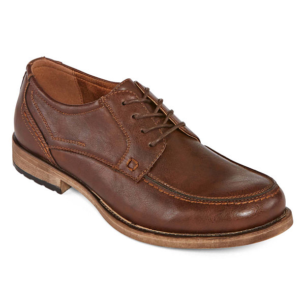 St. John's Bay® Balsam Mens Lace-Up Oxfords