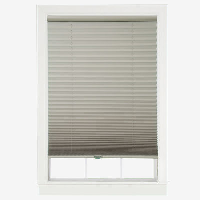 "Cut-to-Width 1"" Cordless Pleated Shade"