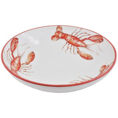 Abbiamo Tutto Lobster Ceramic Serving Bowl