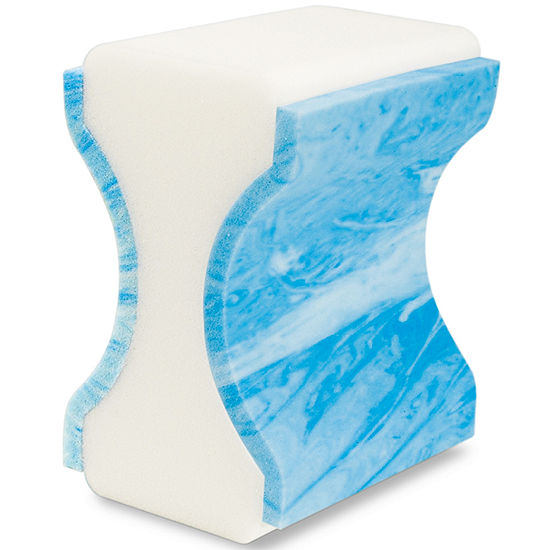 Contour Products® Infused-Gel Memory Foam Cool Leg Pillow