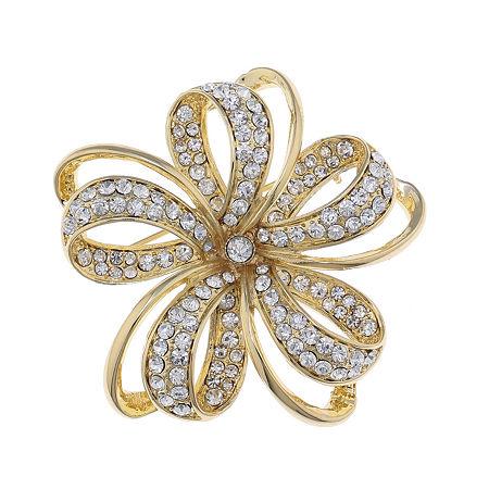 Monet Jewelry Pin, One Size , White