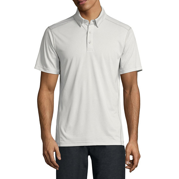 Msx by michael strahan short sleeve polo shirt jcpenney for Jcpenney ladies polo shirts