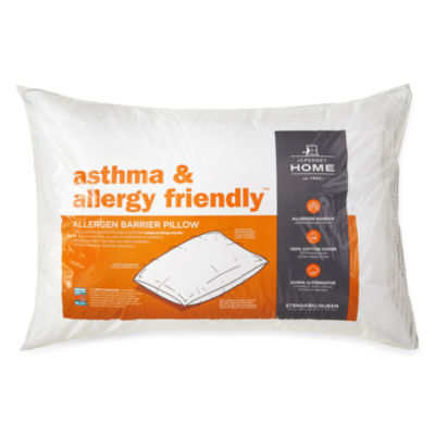 JCPenney Home Asthma & Allergy Friendly ™ Allergen Barrier Down Alternative Medium Pillow