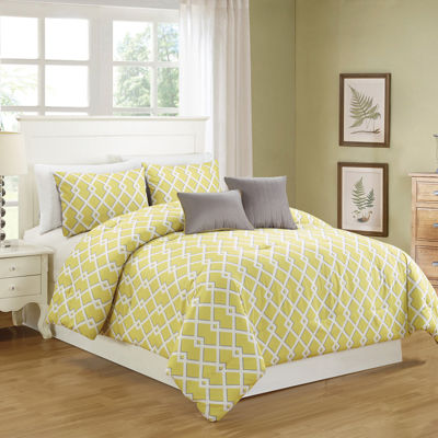 Riverbrook Home Linda 5-pc. Midweight Comforter Set