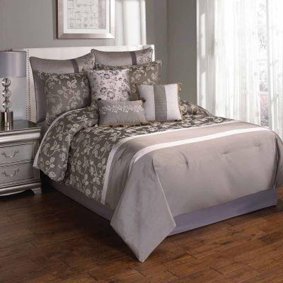 Riverbrook Home Heston 9-pc. Midweight Comforter Set