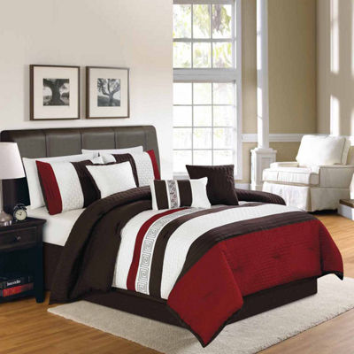 Riverbrook Home Zander 7-pc. Midweight Comforter Set