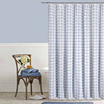 Colordrift Suzie Printed Shower Curtain