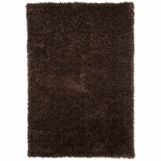 Cambridge Home Solid Shag Shag Rectangular Indoor Rugs