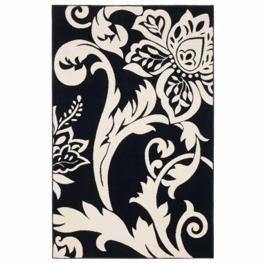 Cambridge Home Floral Rectangular Rugs