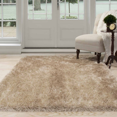 Cambridge Home Solid Shag Shag Rectangular Rugs