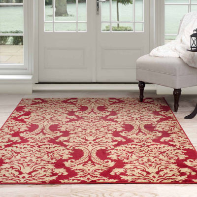 Cambridge Home Oriental Rectangular Rugs