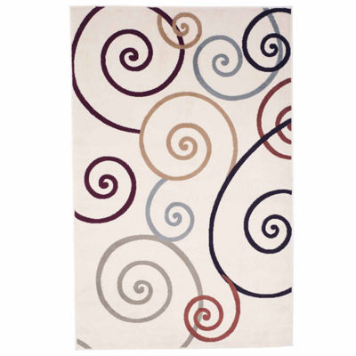 Cambridge Home Swirls Rectangular Rugs