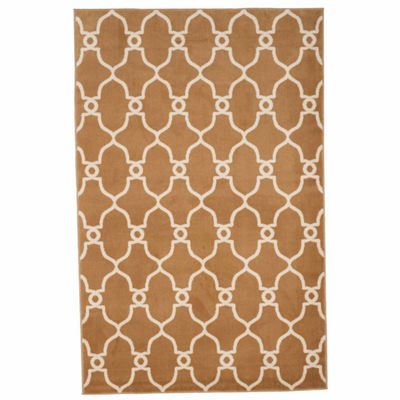 Cambridge Home Lattice Rectangular Rugs