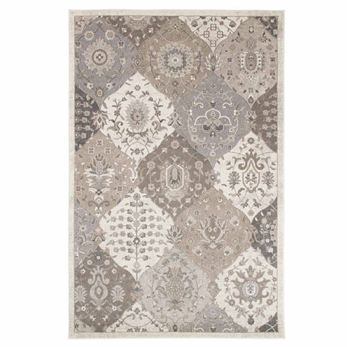 Cambridge Home Vintage Patchwork Rectangular Rugs