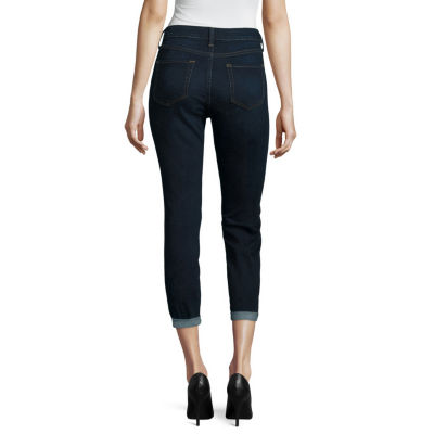 a.n.a Skinny Denim Ankle Crop Jeans