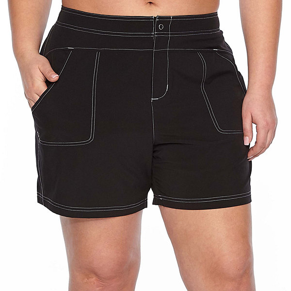 Zeroxposur Board Shorts-Plus