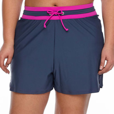 Free Country Swim Shorts Plus
