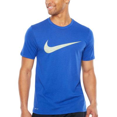 Nike Dri-Fit Swoosh Tee