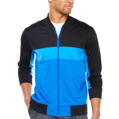 Xersion Fleece Bomber Jacket