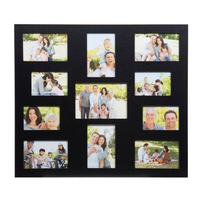 11 Opening Black Collage Frame