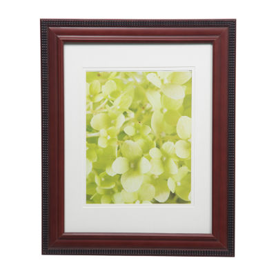 11X14 To 8X10 Mohogany W/ Outer Bead Frame