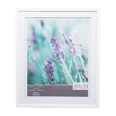 20x24 Double Mat To 16x20 Frame Jcpenney