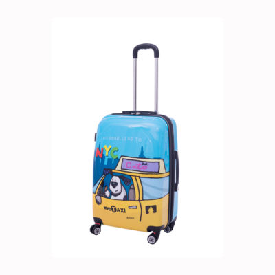 Ed Heck Riley 22 Inch Hardside Luggage