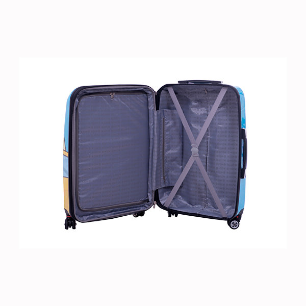 Ed Heck Riley 3-pc. Hardside Luggage Set