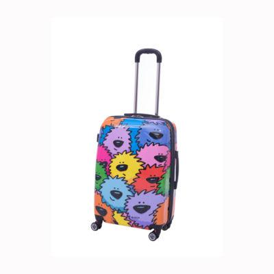 Ed Heck Sebastian 22 Inch Hardside Luggage
