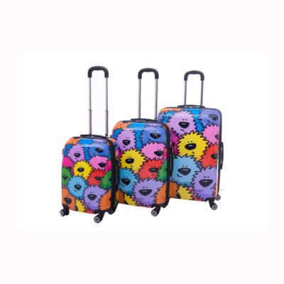 Ed Heck Sebastian 3-pc. Hardside Luggage Set
