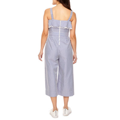 Vivi By Violet Weekend Sleeveless Jumpsuit