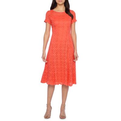 Short Orange Prom Dresses JCPenney