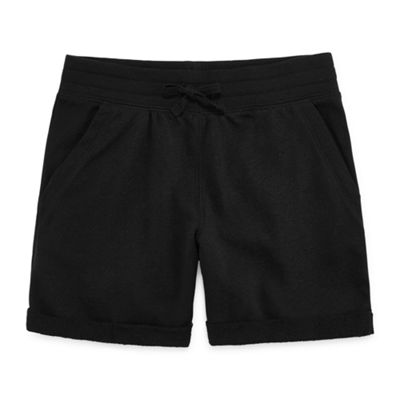 Xersion Knit Midi Length Shorts - Girls' Sizes 4-16 and Plus