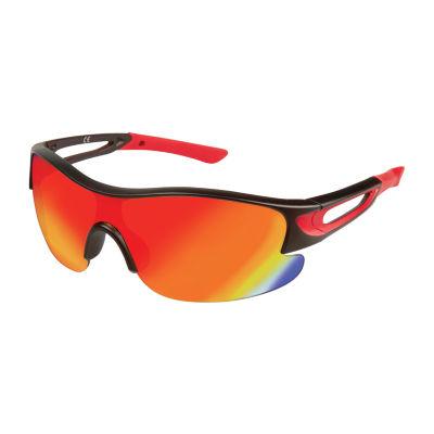 Xersion Half Frame Rectangular UV Protection Sunglasses-Mens